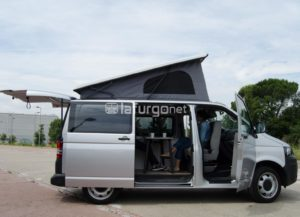VW CALIFORNIA T5 2015