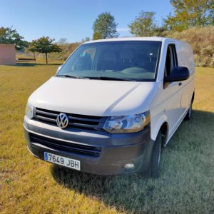 VW TRANSPORTER 140 CV 4 MOTION 2014